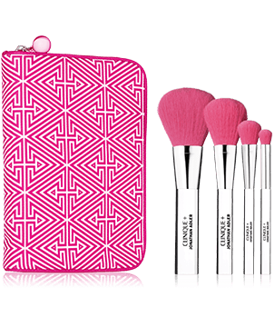 Clinique + Jonathan Adler: Brush Collection