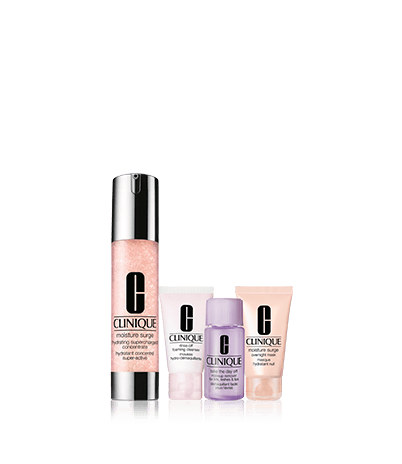 Moisture Value Set Supercharged Concentrate