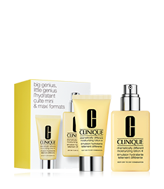 Big Genius, Little Genius Dramatically Different Moisturizing Lotion+ Set